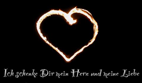 Liebesgrüße, Liebesgedichte, Liebessprüche, Grußkarten