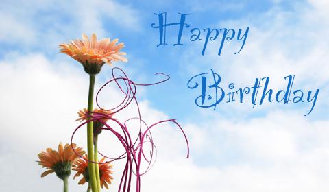 Geburtstag Glückwunsche