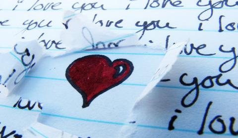 Liebes Bilder als Grußkarte versenden