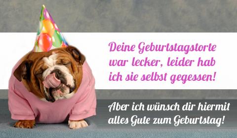 Geburtstag Sprüche Lustig