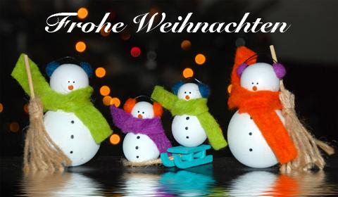 Weihnachtskarten kostenlos im Interverschicken